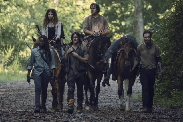 The Walking Dead Reveals Title and Synopsis for Mid-Season Premiere