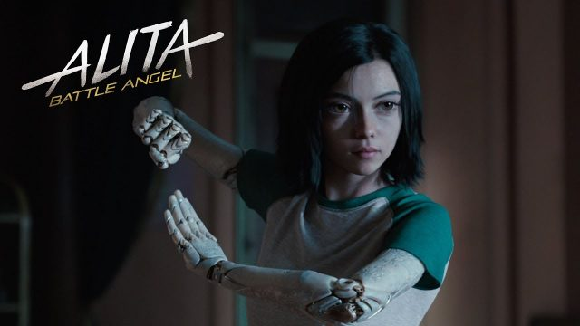 New Alita: Battle Angel Featurette: Two Visionaries, One Vision