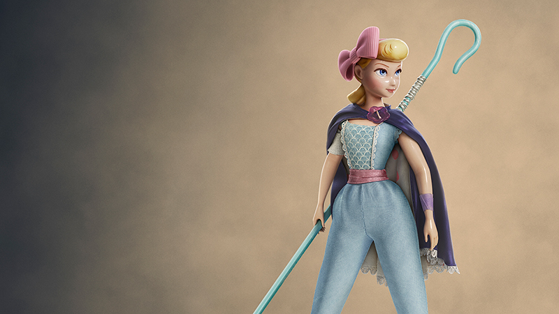 New Toy Story 4 Promo Teases the Return of Bo Peep