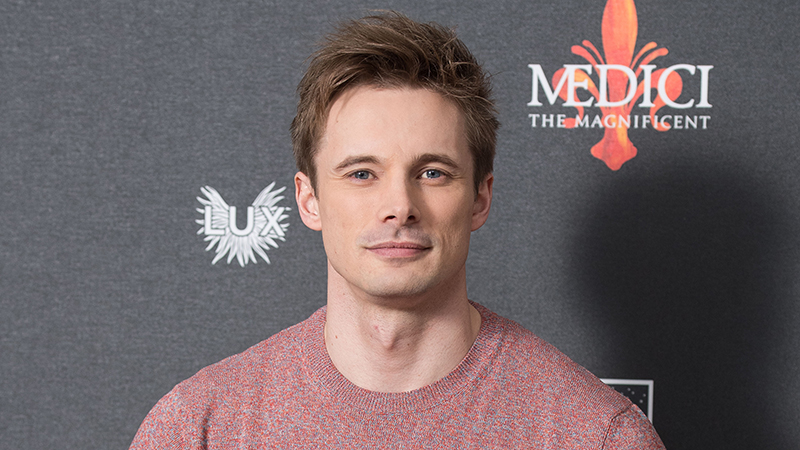 Netflix's The Liberator Series Adds Bradley James in Lead Role