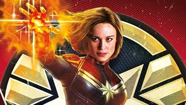 New Captain Marvel Posters Feature Talos and Goose