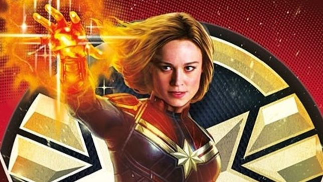 New Captain Marvel Promo Posters Feature Talos And Goose