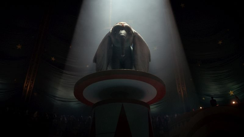 From The Set: How the New Dumbo Differs from the Original Movie