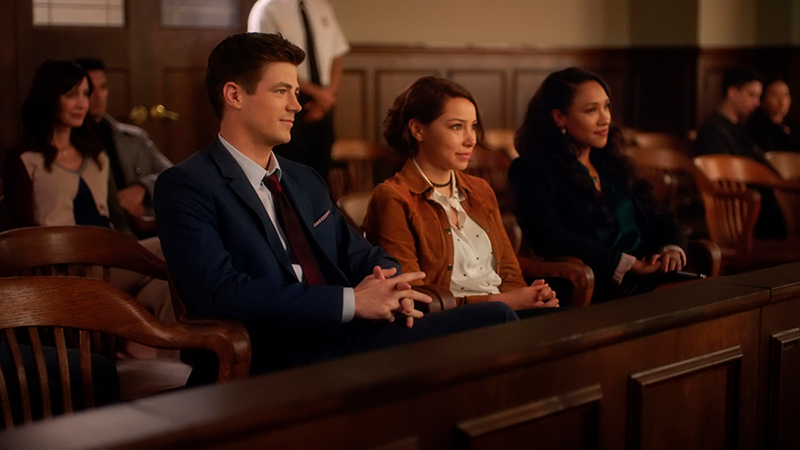 The Flash Episode 5.10 Photos: The Flash & The Furious