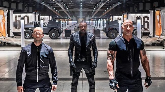 Dwayne Johnson Teases Epic Hobbs & Shaw Finale in New BTS Video