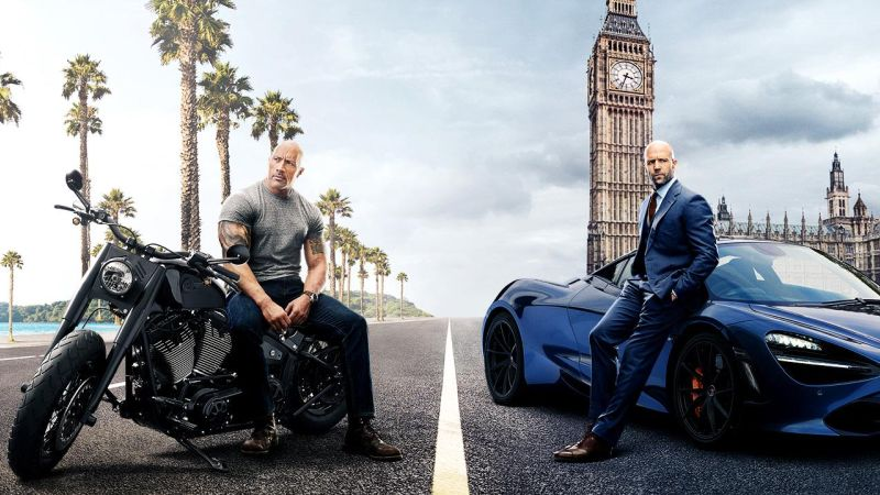 The Hobbs & Shaw Trailer is Here!