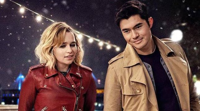 Last Christmas Photo Gives First Look at Emilia Clarke & Henry Golding