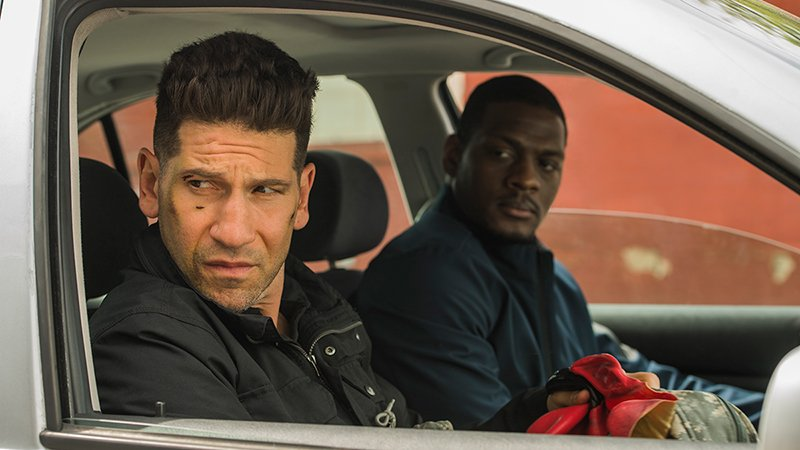 Marvel's The Punisher Season 2 Trailer: Double Trouble