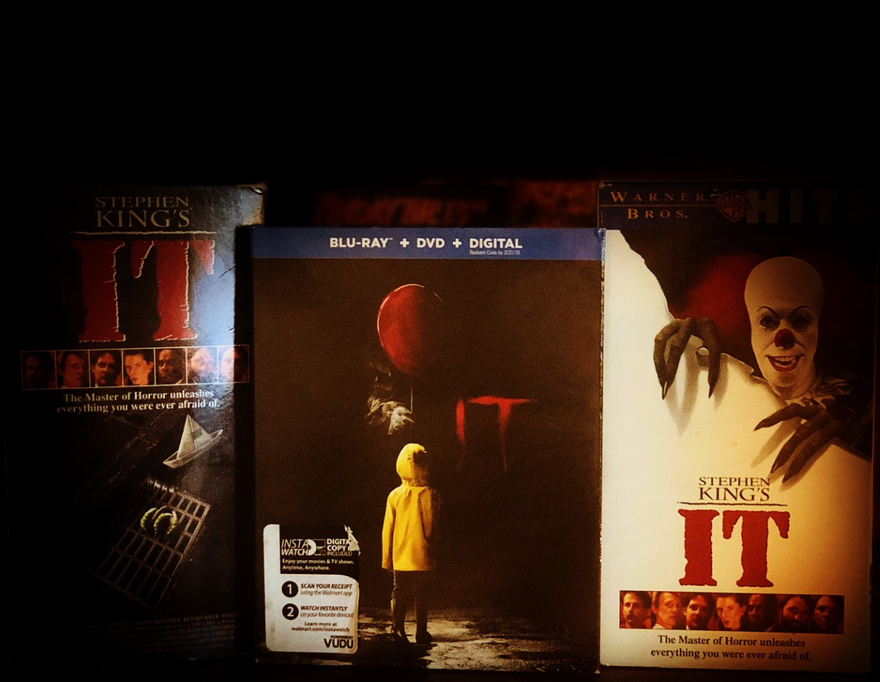 5 Reasons Why: The Original 'IT' is Better than the New One