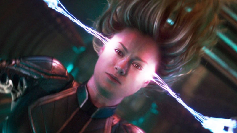 Captain Marvel Reactions Hit the Web Higher, Further, Faster!