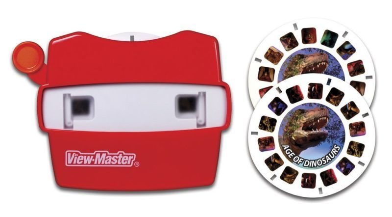 Mattel and MGM Team Up for View-Master Feature Film