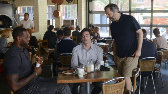 Actors who got their start from Judd Apatow