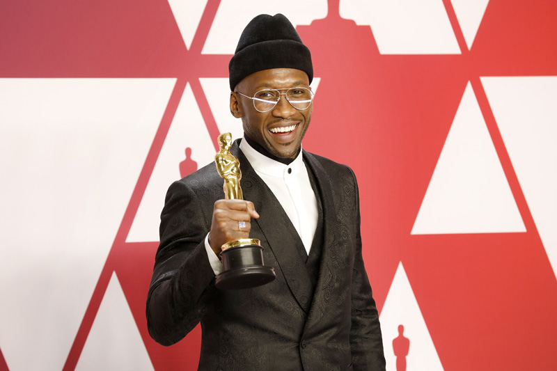 Oscar-Winner Mahershala Ali Jumps Into Sci-fi with Sovereign