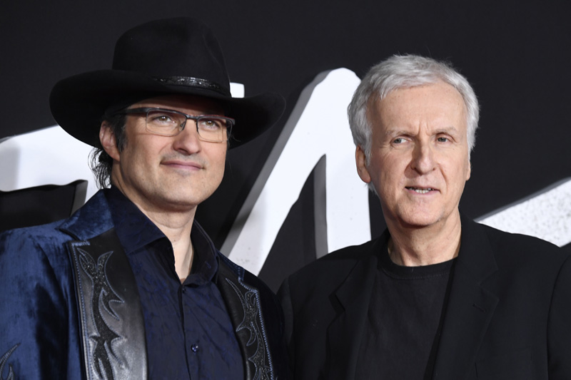 Exclusive: Robert Rodriguez's Rules for Making a James Cameron Film