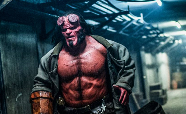 Hellboy Reboot Receives its Official RatingFrom MPAA