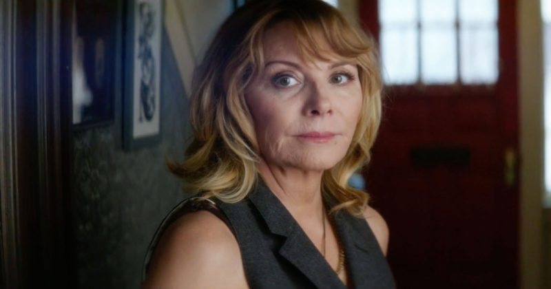 Filthy Rich lands Kim Cattrall