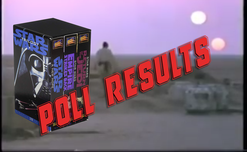 POLL RESULTS: Is VHS Nostalgia Actually Cool?