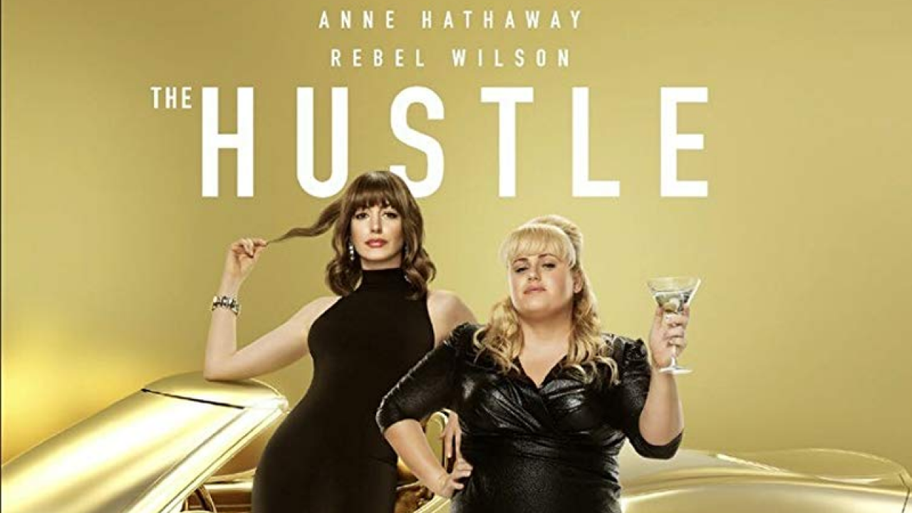 The Hustle Trailer With Anne Hathaway Rebel Wilson
