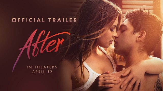 After: Aviron Pictures Releases Trailer for Romantic Drama