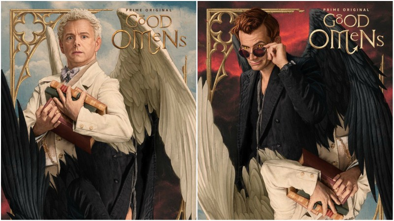 Good Omens Premiere Date Set for May on Amazon Prime Video