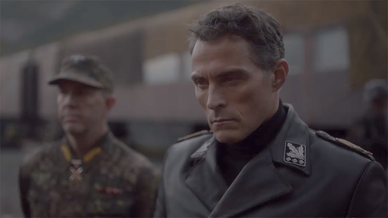 Amazon's The Man in the High Castle Ending with Season 4