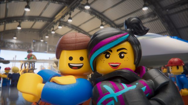 LEGO Movie 2: Batman Directs An Airline Safety Video