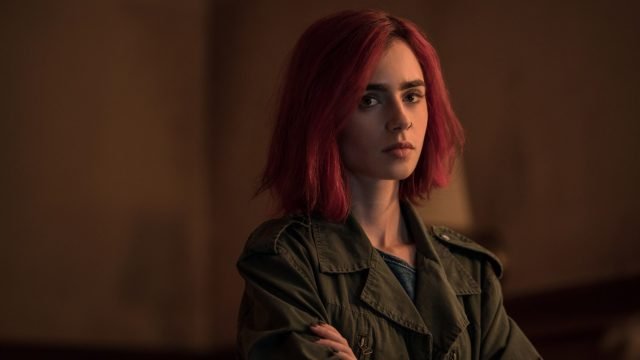 Lily Collins Joins in High Stakes Thriller Inheritance