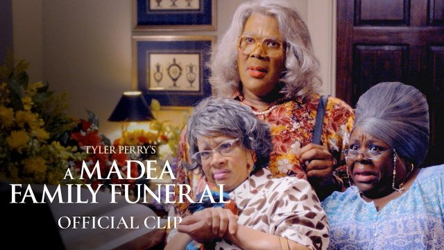 Tyler Perry's A Madea Family Funeral Clip Reveals a Happy Death