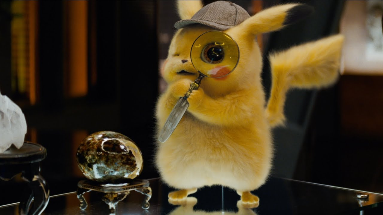 The New Detective Pikachu Trailer is Here!