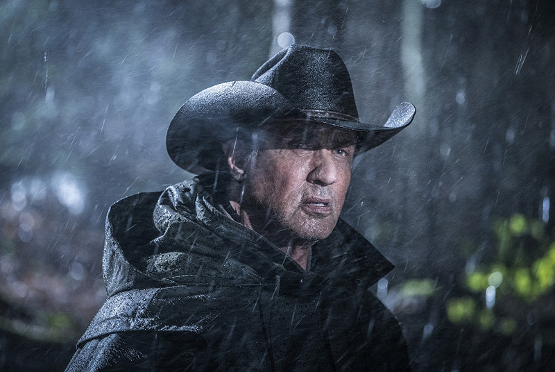 Stallone's Rambo: Last Blood Release Date Announced