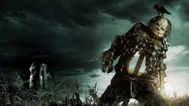 Get Scared by the Scary Stories to Tell in the Dark Super Bowl Spots!