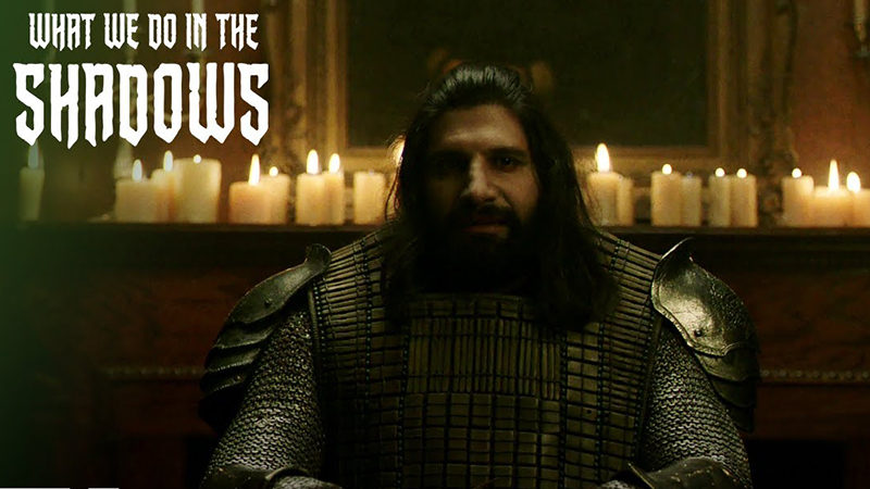 FX's What We Do in the Shadows Trailer: This March, They Awaken