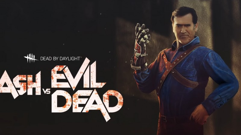 Ash Williams Is Here To Make Dead by Daylight Groovy