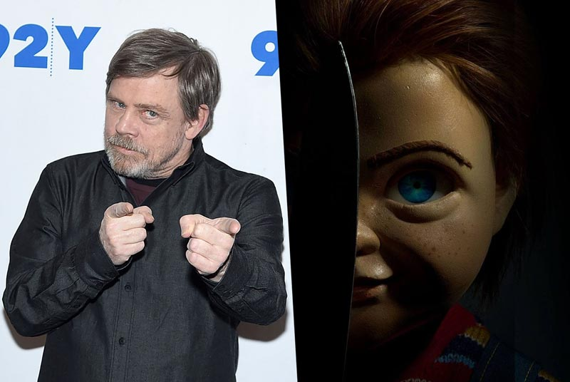 Mark Hamill Will Voice Chucky in the Child's Play Reboot!