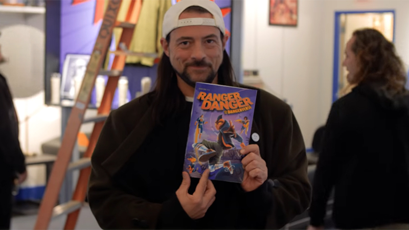 Check Out Part 3 of the Jay and Silent Bob Reboot Production Diaries!