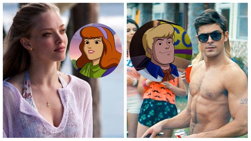 Animated Scooby-Doo Film Finds Its Freddy and Daphne