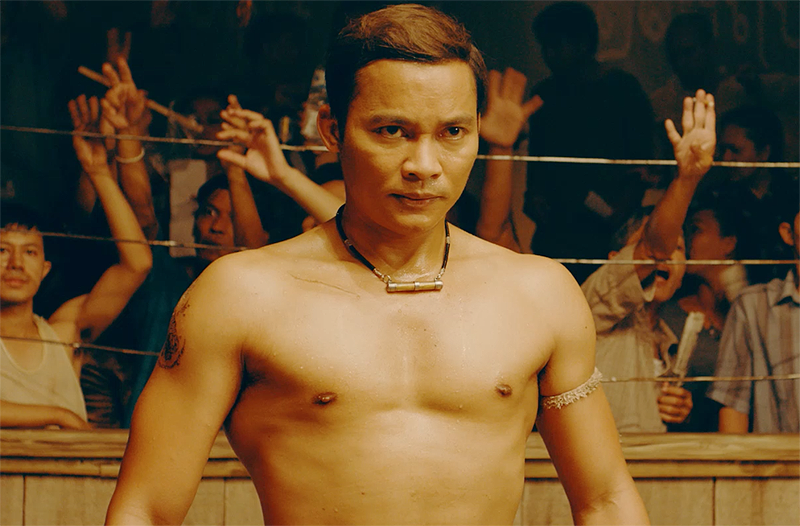 Exclusive Triple Threat Clip Featuring Tony Jaa!