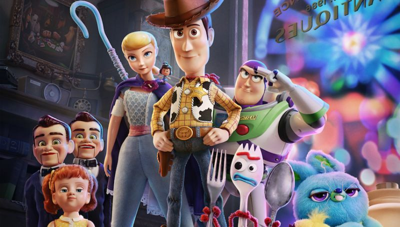 Watch the Full Toy Story 4 Trailer!