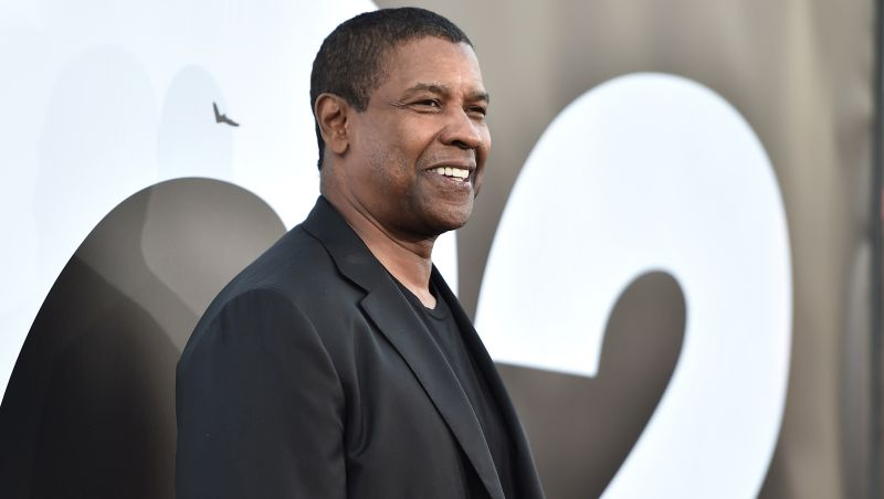 Denzel Washington Gears Up for Cop Drama Little Things