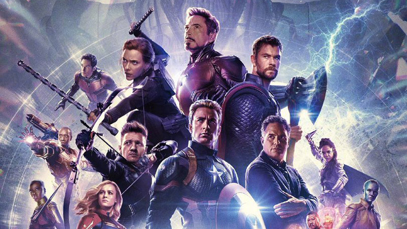 Avengers: Endgame Poster Features the Living Rising Up for the Dead