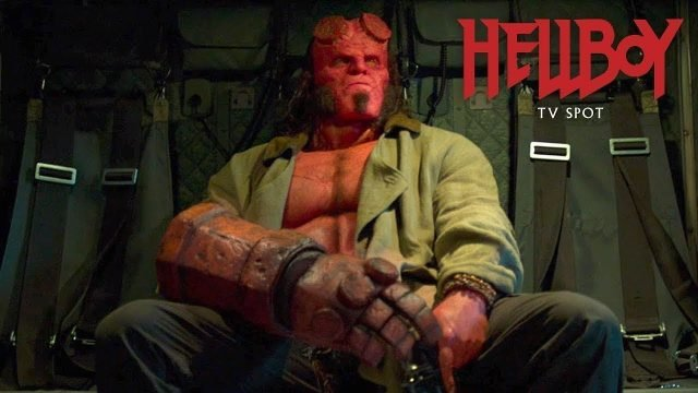New Hellboy TV Spots Reveal One Hell of a Superhero