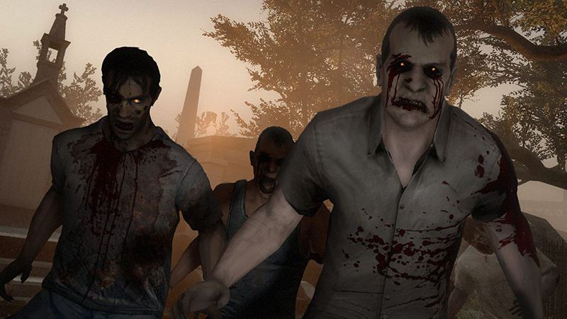 Back 4 Blood Co-Op Zombie Genre Video Game Announced