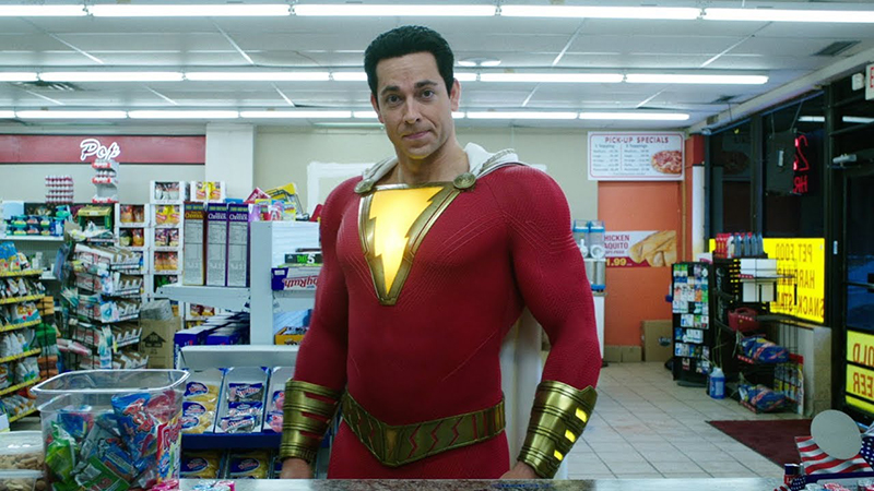 Shazam! Trailer 2 Features More of the Superhero's Powers
