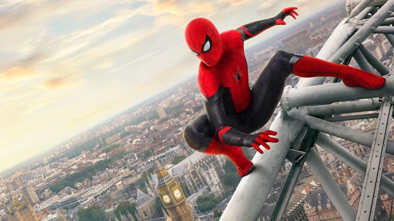 The New Spider-Man: Far From Home Trailer Swings In!