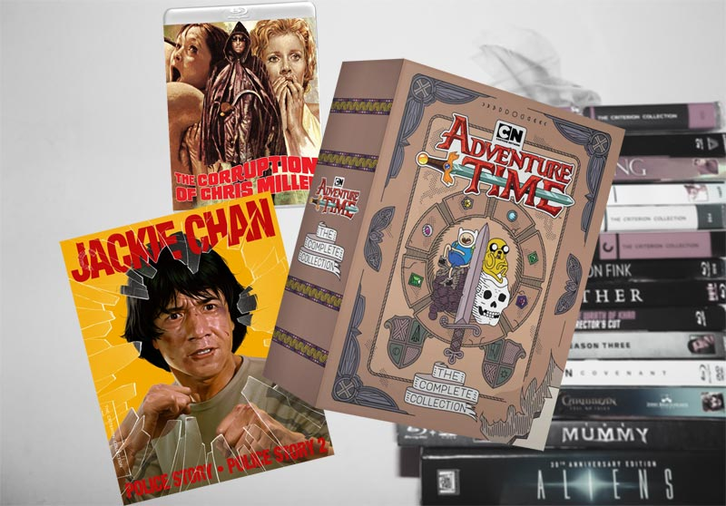 April 30 Blu-ray, Digital and DVD Releases
