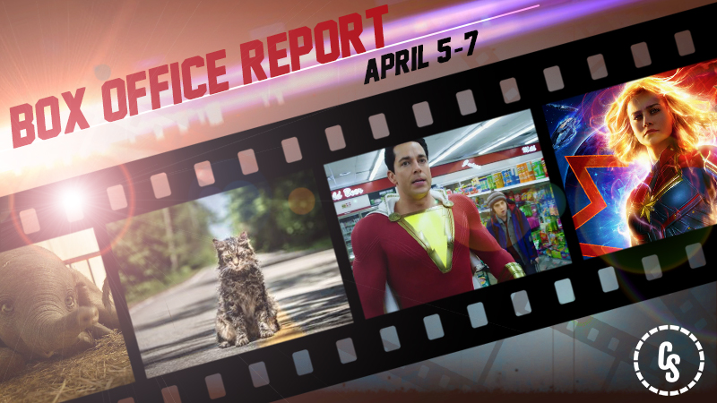 Shazam Says the Magic Word, Opens to #1 at the Box Office