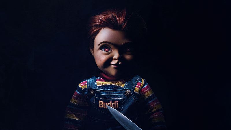 first look at Chucky