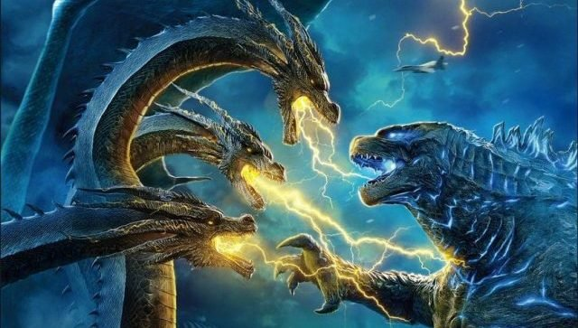 Godzilla: King of the Monsters Poster Highlights the Battle of Titan Kings