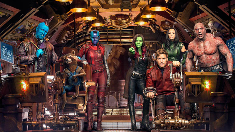 Guardians of the Galaxy Vol. 3 To Begin Filming Next Year