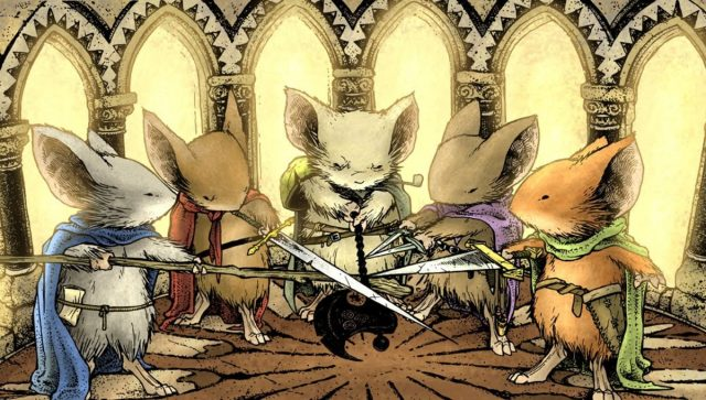 Wes Ball Reveals Test Footage for Cancelled Mouse Guard Film